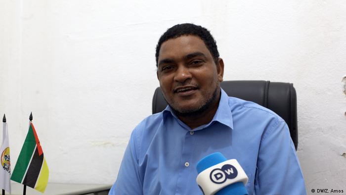 Mosambik Wahlen Ussumane Cassamo
