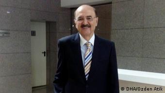 Suriyeli gazeteci Hüsnü Mahalli