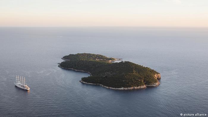 Hırvatistan, Lokrum