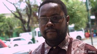 Mosambik Wahlen Elton Laissone