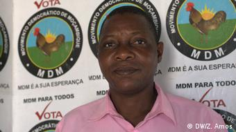 Mosambik Wahlen Carlos Monteiro