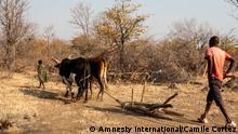 Trockenheit im Süden Angolas