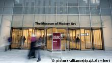MoMA in New York - Historie - 2004 (picture-alliance/dpa/A.Gombert )
