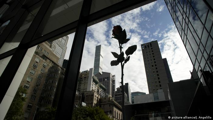 View of Manhattan from MoMa (picture-alliance/J. Angelillo)
