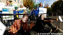 Deutschland Bonn | Protest der Bauern vor dem Landwirtschaftsministerium