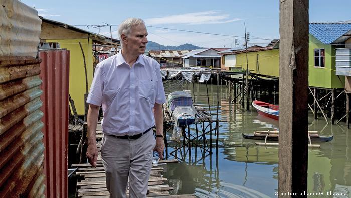 Philip Alston, UN Sonderberichterstatter über Extreme Armut und Menschenrechte