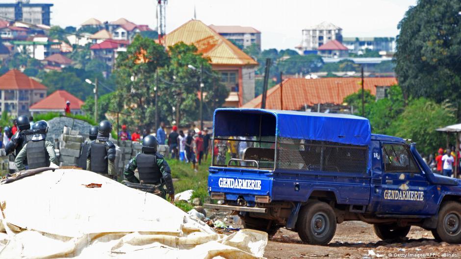 Les eurodéputés montent au créneau face à la situation en Guinée