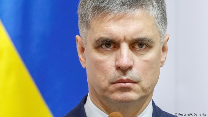 Вадим Пристайко попереджає ФРН про залежність від РФ через Північний потік-2