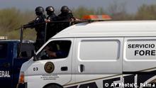 Mexiko Symbolbild Polizei