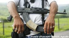 Mexiko Symbolbild Drogenkrieg