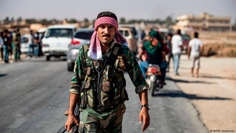 Turkish and Syrian forces face potential showdown