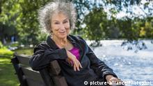 UK Margaret Atwood (picture-alliance/Photoshot)