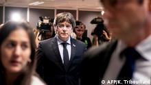 Belgien Carles Puigdemont