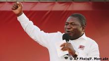 Mosambik Präsidentschaftswahl 2019 | Filipe Nyusi