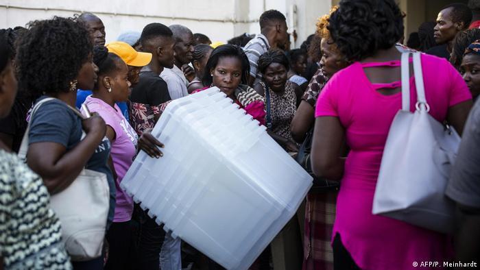 Mosambik Präsidentschaftswahl 2019   3000 Wahlbeobachter nicht zugelassen