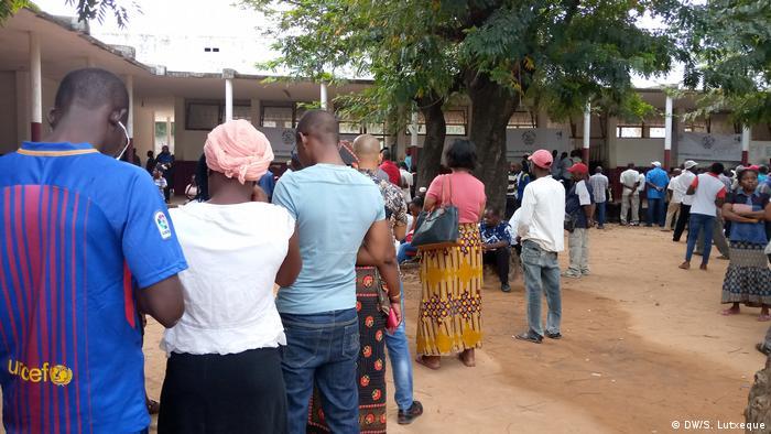 Mosambik, Nampula: Wahlen