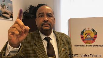 - Mosambikanischer Botschafter in Berlin
