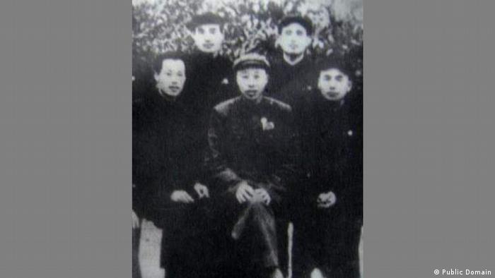 Zhao Ziyang in Nanyang 1949 (Public Domain)
