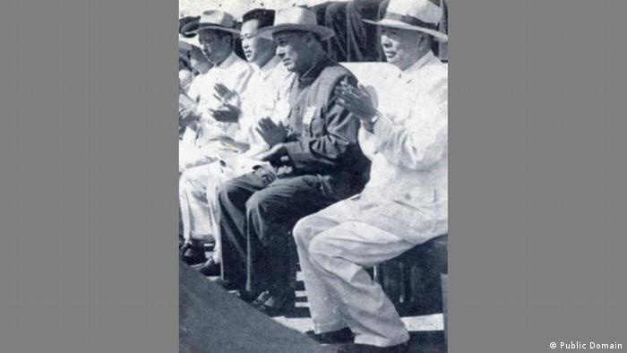 Zhao Ziyang in Guangzhou 1962 (Public Domain)