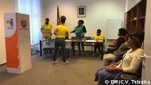 Mosambikanische Wahlen in Berlin