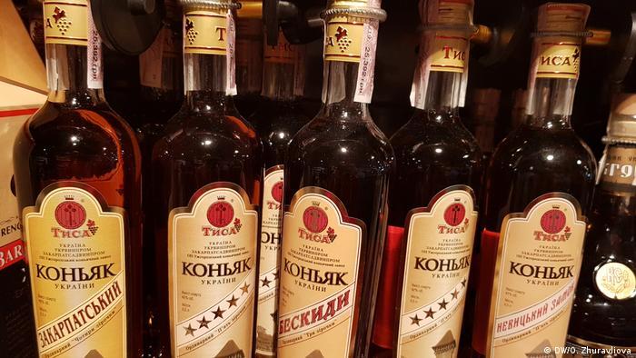 Виробники коньяку в Україні вже замислились над новою назвою для свого напою