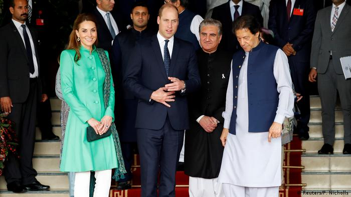 Prince William, Kate visiting Pakistan to boost ties