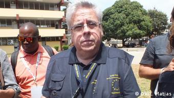 Sànchez Amor, Leiter der Wahlbeobachtungsmission der Europäischen Union, Wahlen in Mosambik