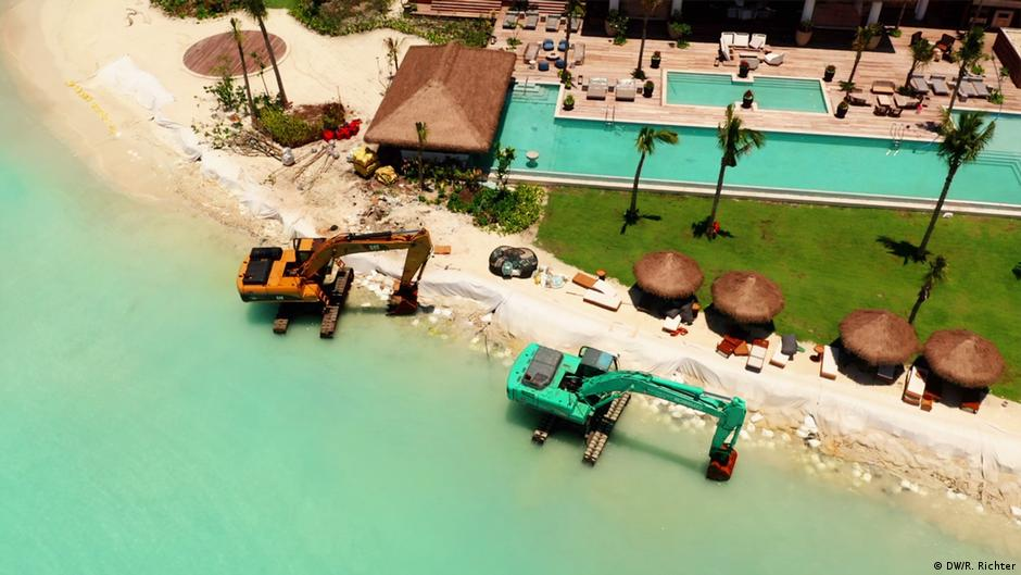 Maldives: Fighting corruption and construction in a tropical paradise