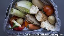 Global Ideas Lebensmittelverschwendung Symbolbild