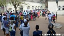 Wahlen in Mosambik Maputo