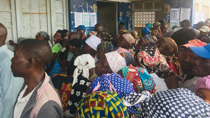 Wahlen Quelimane - Provinz Zambézia