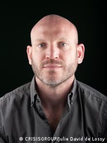 Portrait photo of Willaim Davison, International Crisis Group