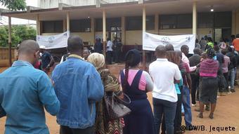 Mosambik Wahl Manica