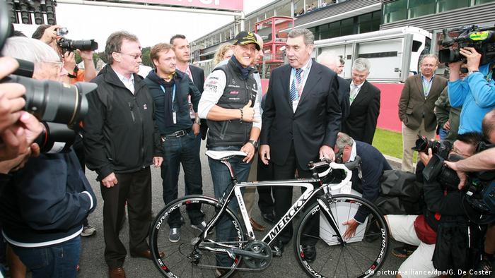 Eddy Merckx (picture-alliance/dpa/G. De Coster)