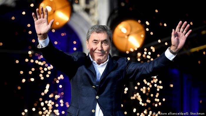 Eddy Merckx (picture alliance/dpa/D. Stockman)