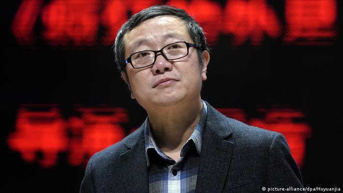 Liu Cixin, Autor (picture-alliance/dpa/Huyuanjia)