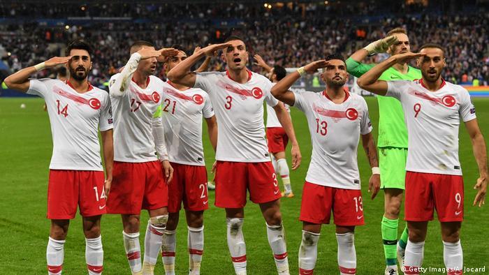 EM Qualifikation 2020 - Türkei vs. Frankreich