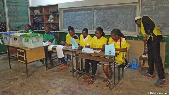 Mosambik, Wahl in Tete