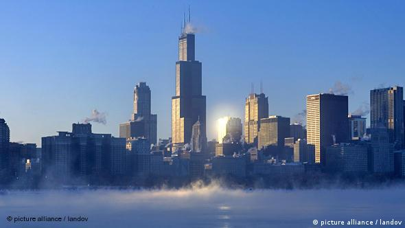 Sears Tower in Chicago Flash-Galerie