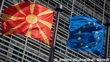 Nordmazedonien und EU