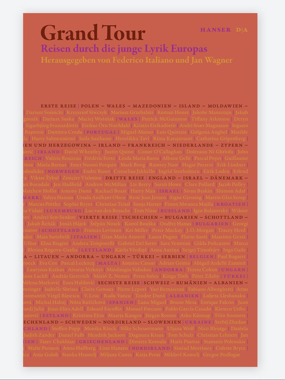 Ελληνικοί και κυπριακοί στίχοι στην ανθολογία των εκδόσεων Hanser