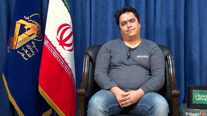 Ruhholah Zam, iranischer Journalist