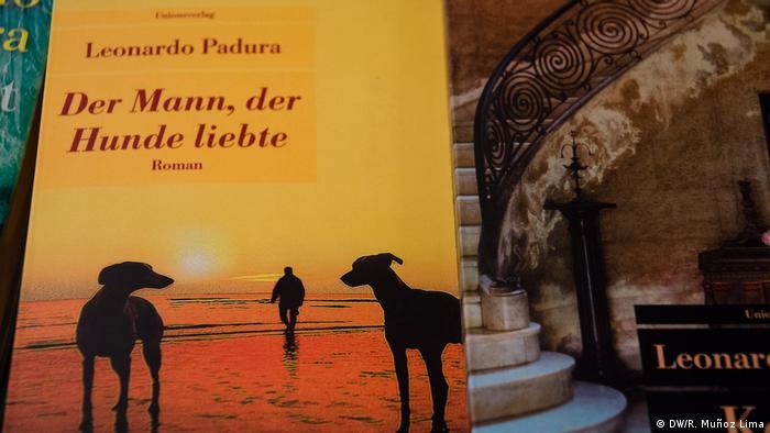 Deutschland Köln | Lesung Leonardo Padura, kubanischer Schriftsteller
