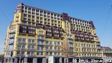 Illegale bauliche Veränderungen in Kiew