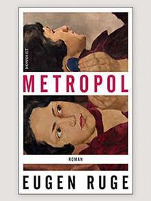 Обложка романа Метрополь