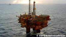 Shell Brent Delta Platform (ARPS/Shell/Ross Johnston )