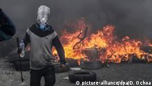 Proteste in Ecuador BdTD