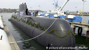 Υποβρύχιο της «Κλάσης 214» του Ελληνικού Πολεμικού Ναυτικού - σε λίγο θα το διαθέτει και η Τουρκία