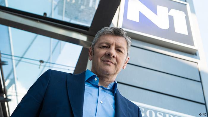 Jugoslav Ćosić: Više se bavim bezbednošću novinara nego programom
