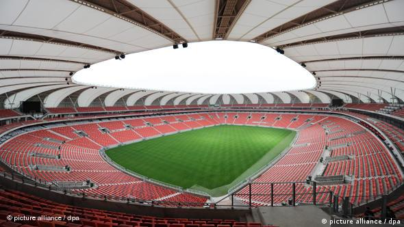 Das Nelson Mandela Bay Stadion